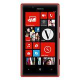 Nokia Lumia 720 8 GB rot
