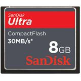 8 GB SanDisk Ultra II Compact Flash TypI 333x Retail