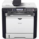 Ricoh SP 311SFN S/W Laser Drucken/Scannen/Kopieren/Faxen LAN/USB 2.0