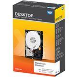 "1000GB WD Desktop Performance WDBSLA0010HNC-ERSN 64MB 3.5"" (8.9cm) SATA 6Gb/s"
