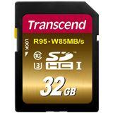 32 GB Transcend SDXC Class 10 Retail