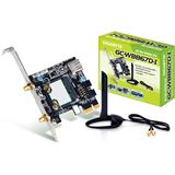 Gigabyte WB867D-I WLAN + Bluetooth 4.0 Adapter PCIe 802.11ac PCIe x1