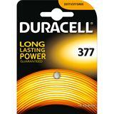 Duracell 377 SR66 Silberoxid Knopfzellen Batterie 1.5 V 1er Pack