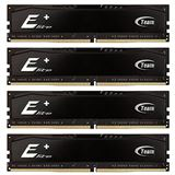32GB TeamGroup Elite Plus Series DDR4-2400 DIMM CL16 Quad Kit