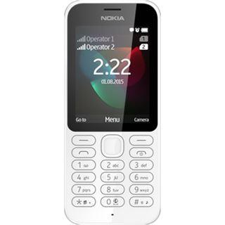 Nokia 222 weiß
