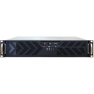 "Chieftec UNC-210TR-B 19"" (48,26cm) 2HE 400W schwarz"
