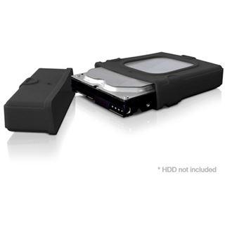 """Fantec 3.5"""" HDD Schutzhülle schwarz"""