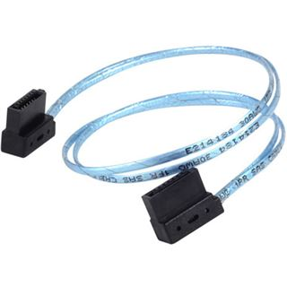 Silverstone SST-CP11 Super Low Profile SATA-Kabel - 30 cm