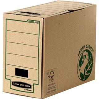 Fellowes BANKERS BOX EARTH Archiv-Schachtel, braun, (B)150mm
