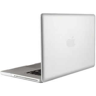 """LogiLink Hartschalen Schutzhülle für MacBook Pro 13"""" transparent"""