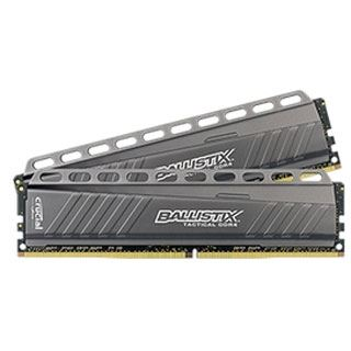 8GB Crucial Ballistix Tactical DDR4-3000 DIMM CL16 Dual Kit