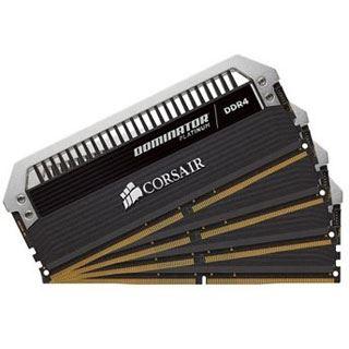 64GB Corsair Dominator Platinum DDR4-3000 DIMM CL15 Quad Kit