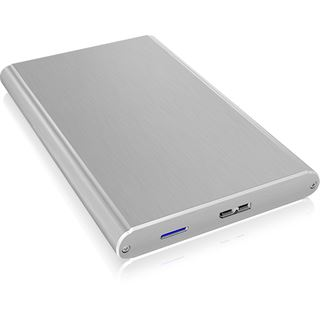 "ICY BOX IB-243U3 2.5"" (6,35cm) USB 3.0 silber"