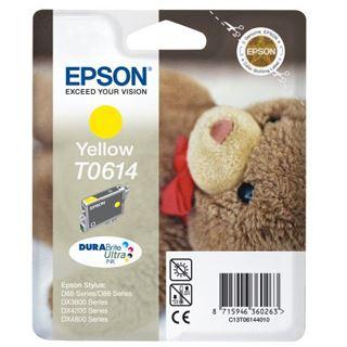 Epson Tinte C13T06144010 gelb