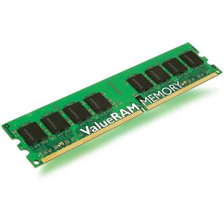 1GB Kingston Value DDR2-667 DIMM CL5 Single
