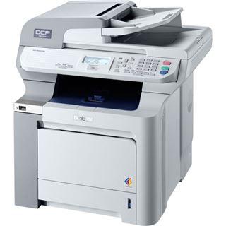 Brother DCP-9045CDN Multifunktion Laser Drucker 2400x600dpi LAN/USB2.0