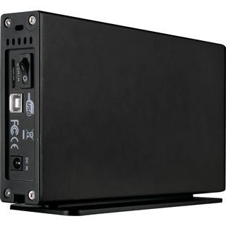 "Sharkoon Rapid-Case 3.5"" (8,89cm) eSATA/USB 2.0 schwarz"