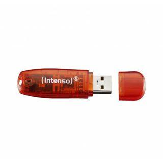 2 GB Intenso Rainbow Line rot USB 2.0