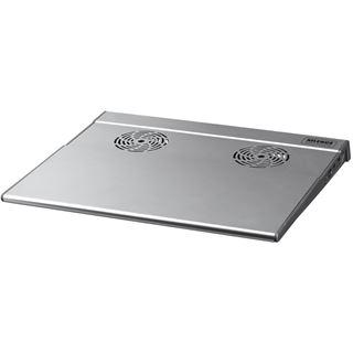 Xilence Laptop Kühler Duropad Titanfarben