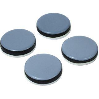 Cooltek 4x Anti-Vibrations Dämpfer für Gehäuse (CT-CF)