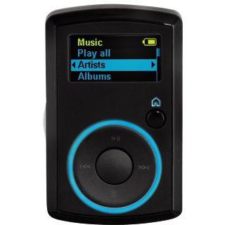 2GB SanDisk Sansa CLIP MP3 PLAYER BLACK