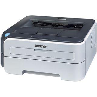 Brother HL-2170W Laser Drucker 2400x600dpi WLAN/LAN/USB2.0