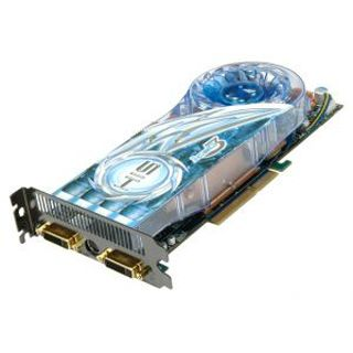 512MB HIS Radeon HD3850 IceQ3Turbo GDDR3 D