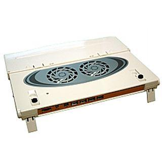 EverTech Kühler für Laptop extern / weiss