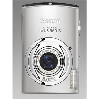 Canon Digital Ixus 860 IS Schwarz