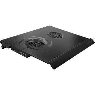Revoltec Notebook Kühler RNC-2100, schwarz