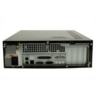 Antec Minuet Desktop 350 Watt schwarz