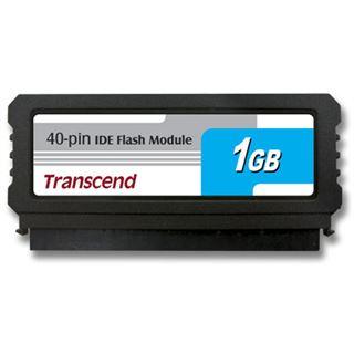 1GB Transcend IDE Flash Modul Module IDE MLC asynchron (TS1GDOM40V-S)
