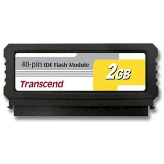 2GB Transcend IDE Flash Modul Module IDE MLC asynchron (TS2GDOM40V-S)