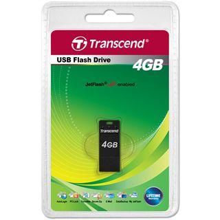 4 GB Transcend JetFlash T3 schwarz USB 2.0
