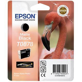 Epson Tinte C13T08784010 schwarz matt
