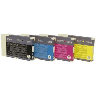 Epson Tinte C13T617100 schwarz