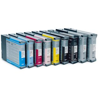 Epson Tinte C13T605900 schwarz hell hell
