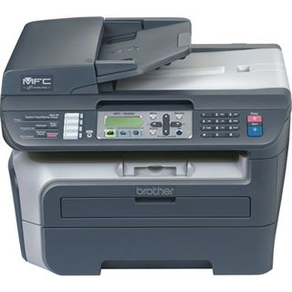 Brother MFC-7840W Multifunktion Laser Drucker 2400x600dpi WLAN/LAN/USB2.0