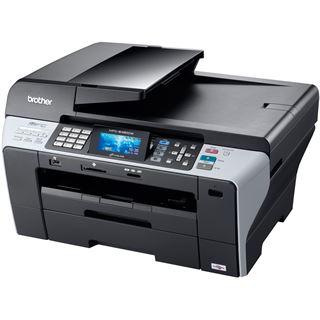 Brother MFC-6490CW Multifunktion Tinten Drucker 6000x1200dpi WLAN/LAN/USB2.0