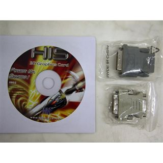 512MB HIS Radeon HD3650 iCooler II GDDR2 AGP