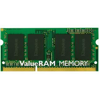 2GB Kingston ValueRAM DDR3-1066 SO-DIMM CL6 Single