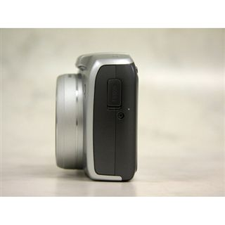 """Canon PowerShot SX110 IS 10x opti. Zoom 3,0"""" LCD Silber"""