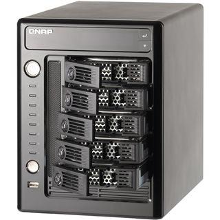 QNAP Turbostation TS-509 Pro LAN, USB schwarz