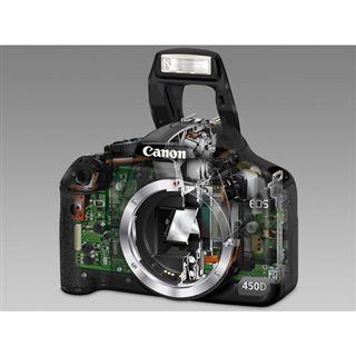 Canon EOS 450D EF-S 18-200mm Spiegelreflex Kit