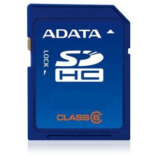8 GB ADATA Turbo SDHC Class 6 Bulk