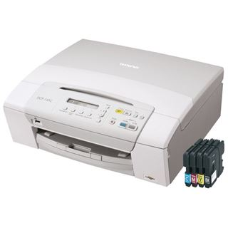 Brother DCP-145C A4 6000x1200dpi Color Tinte MFP USB2.0
