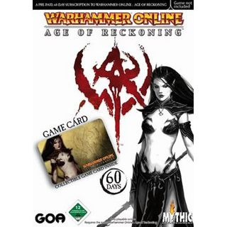 Warhammer - Online 60-Tage Game Time Card (PC)