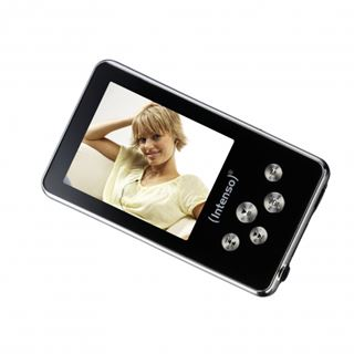 8GB Intenso MP4/MP3 Player Video Cruiser