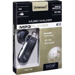4GB Intenso Musik Walker