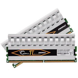2x2048MB Kit G.Skill 4GBPI 800MHz CL5
